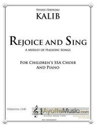 Cover art for Kalib - Rejoice and Sing