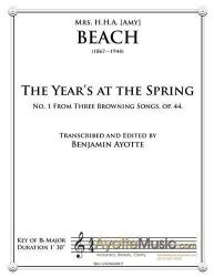 Cover art for Beach - The Years at the Spring