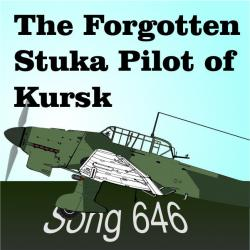 Cover art for String Pad part from Song 646 The Forgotten Stuka Pilot of Kursk