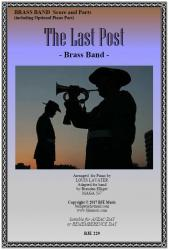 Cover art for 1st Horn in F part from The Last Post - Brass Band
