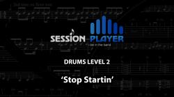 Cover art for Drums Level 2 - Stop Startin'