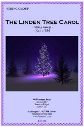 Cover art for The Linden Tree Carol - String Group