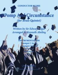 Cover art for March - Pomp and Circumstance (Brass Quintet)