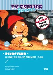 Cover art for Instrument 1 part from Pinocchio