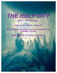 Cover art for 3a1 part from The Holy City (with Jerusalem) (Duet for Violin and Cello)