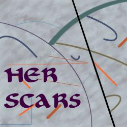 Cover art for English Horn part from Her Scars