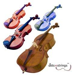 Cover art for Viola part from Clog Dance