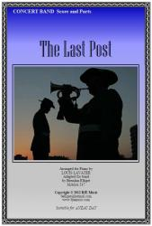 Cover art for The Last Post - Concert Band