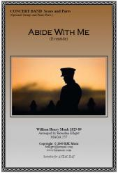 Cover art for Trombone 3 part from Abide With Me (Eventide) - Concert Band with optional Strings