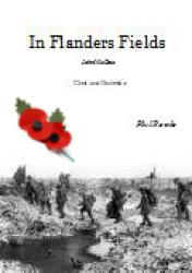 Cover art for Timpani part from In Flanders Fields
