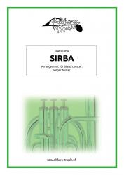 Cover art for Tuba part from Sirba