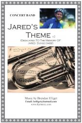 Cover art for Acoustic Bass part from Jared's Theme (Dedicated To The Memory Of Jared  Dunscombe)
