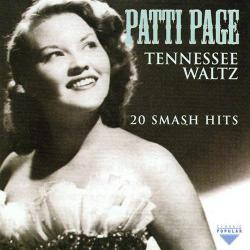 Cover art for Tennessee Waltz