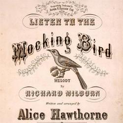 Cover art for Listen To The Mocking Bird