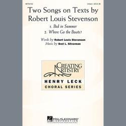 Cover art for Two Songs On Texts By Robert Louis Stevenson