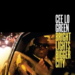Cover art for Bright Lights Bigger City
