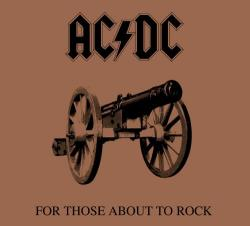 Cover art for For Those About To Rock (We Salute You)