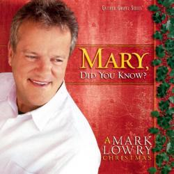 Cover art for Mary, Did You Know?