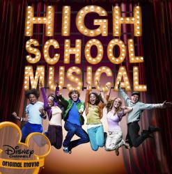 Cover art for Breaking Free (from High School Musical)