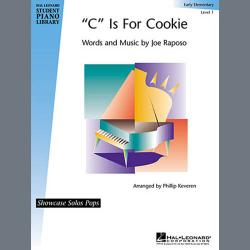"Cover art for ""C"" Is For Cookie"