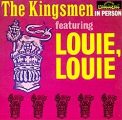 Cover art for Louie, Louie