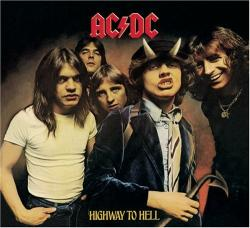 Cover art for Highway To Hell