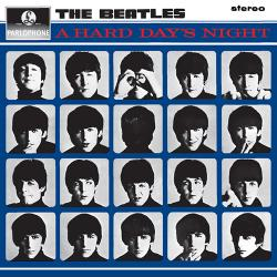 Cover art for A Hard Day's Night