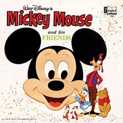 Cover art for Mickey Mouse March