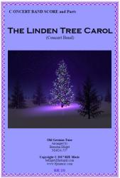 Cover art for Tuba part from The Linden Tree Carol - Concert Band