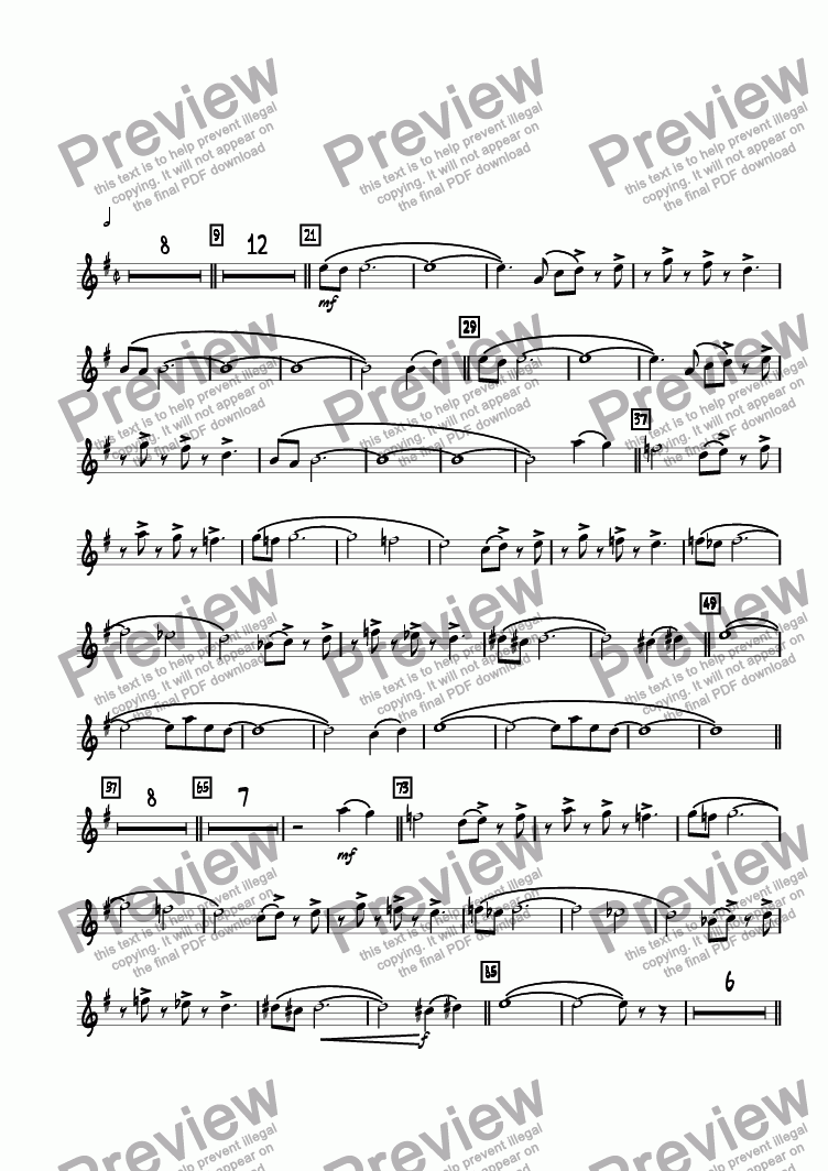 page one of the Alto 1 part from el Puente de las Americas