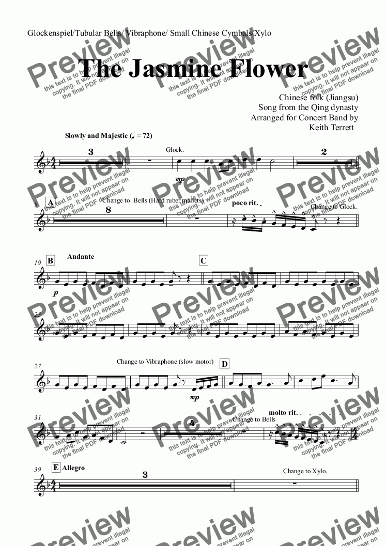 Glockenspieltubular Bells Vibraphone Small Chinese Cymbalsxylo