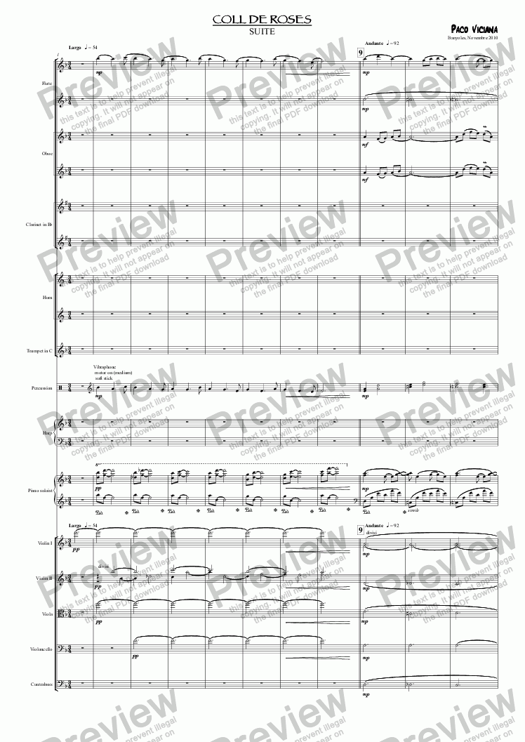 page one of 253-Coll de Roses (Suite)