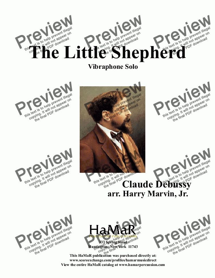 page one of The Little Shepherd
