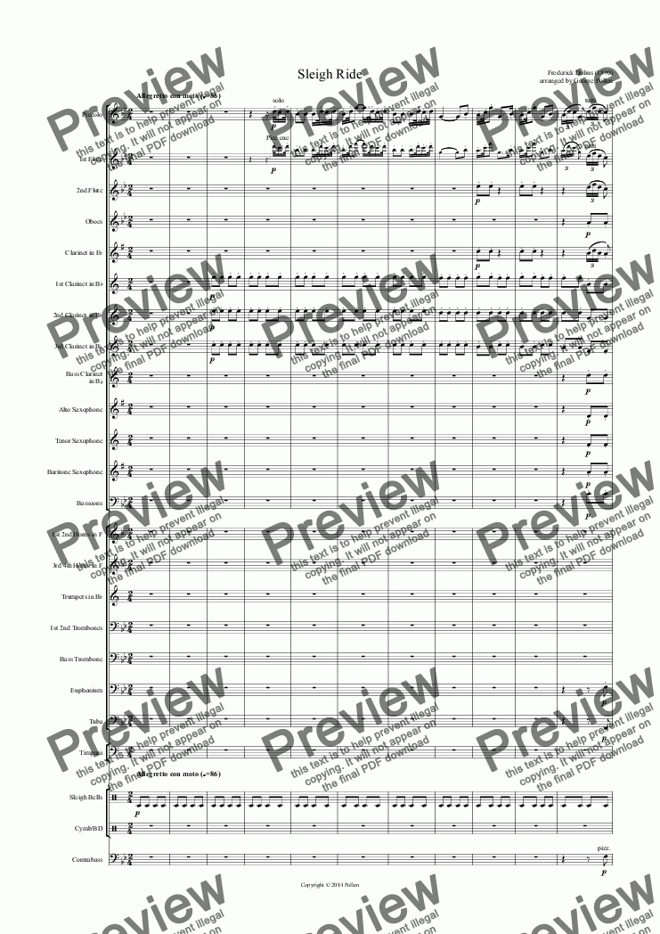 Which Method Of Viewing Music Should I Use: 2nd Trumpet Sheet Music Sleigh Ride Instrumental At Alzheimers-prions.com
