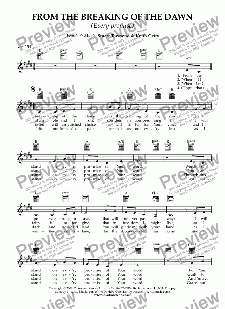 Which Method Of Viewing Music Should I Use: Offer In Promise Worksheet At Alzheimers-prions.com