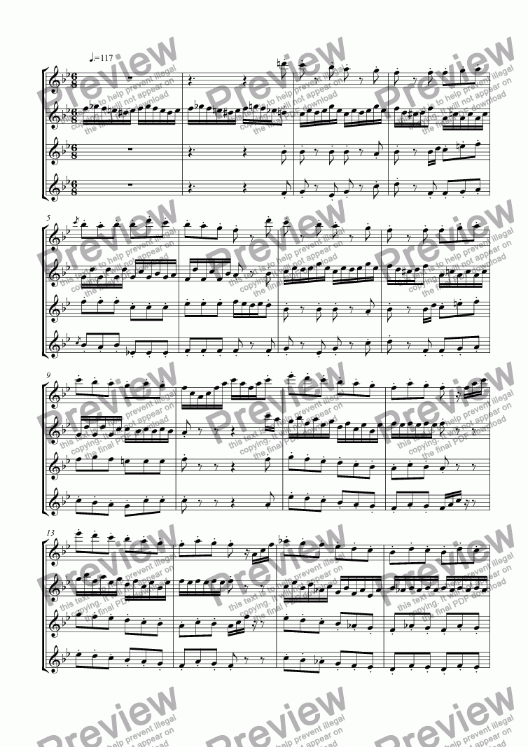 page one of Spinning SongASALTTEXT