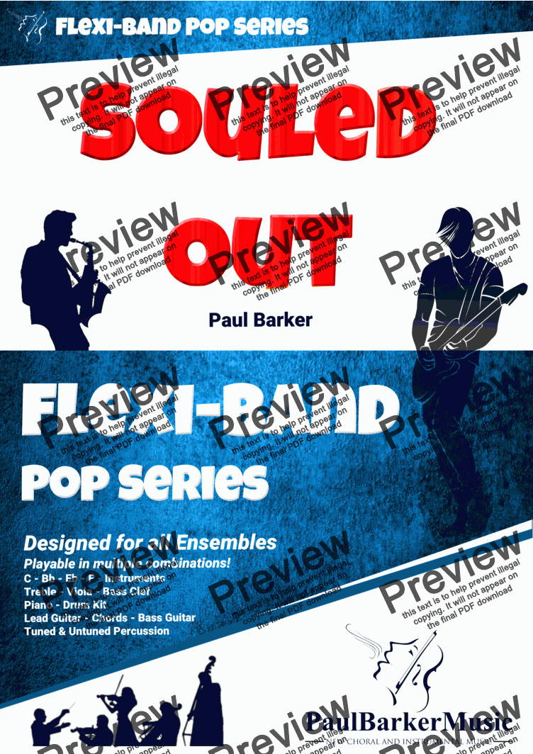 page one of Souled Out  (Flexi-Band)