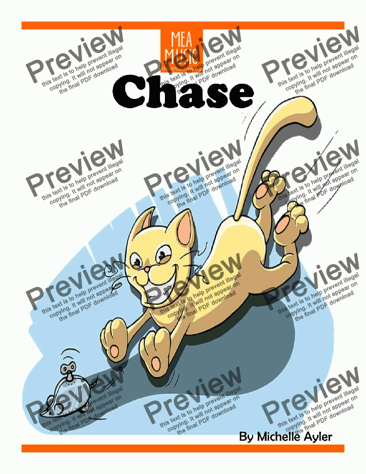 page one of Chase