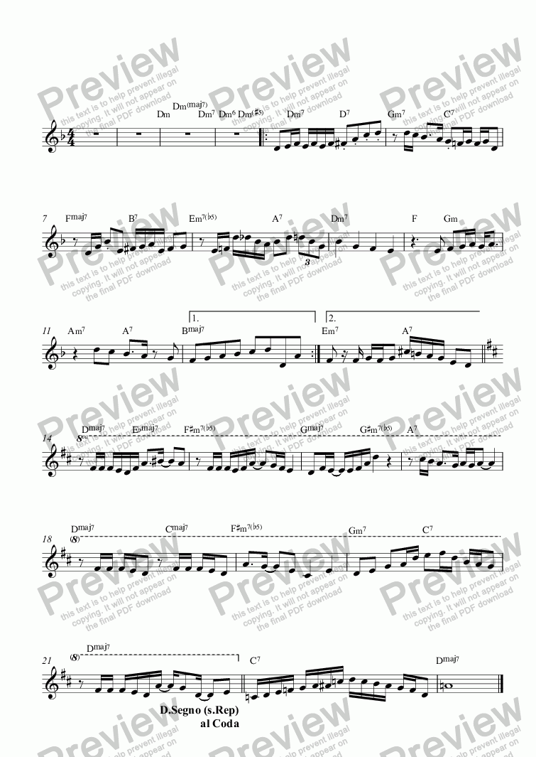 page one of Proyecto Final Armonía 1