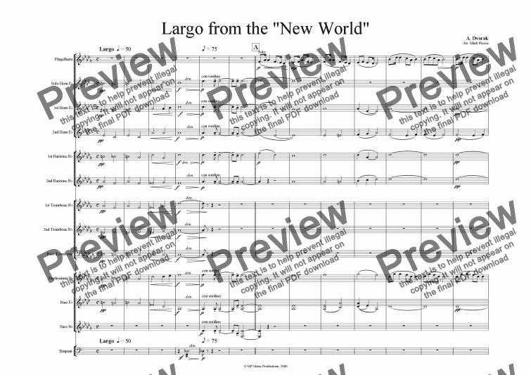 brass band sheet music free download