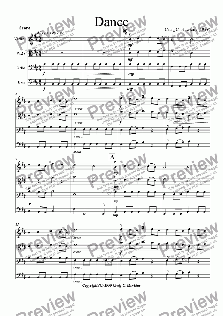 page one of DanceASALTTEXT