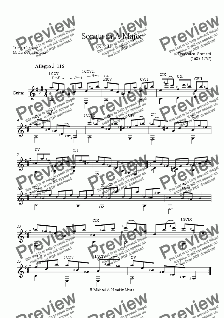 what describes a typical opening to a sonata