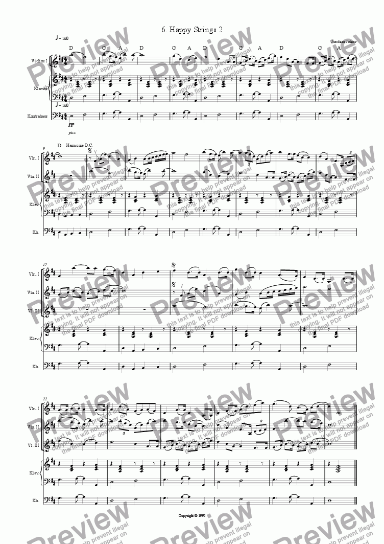 page one of Little Rounds 06 (Happy Strings 2)