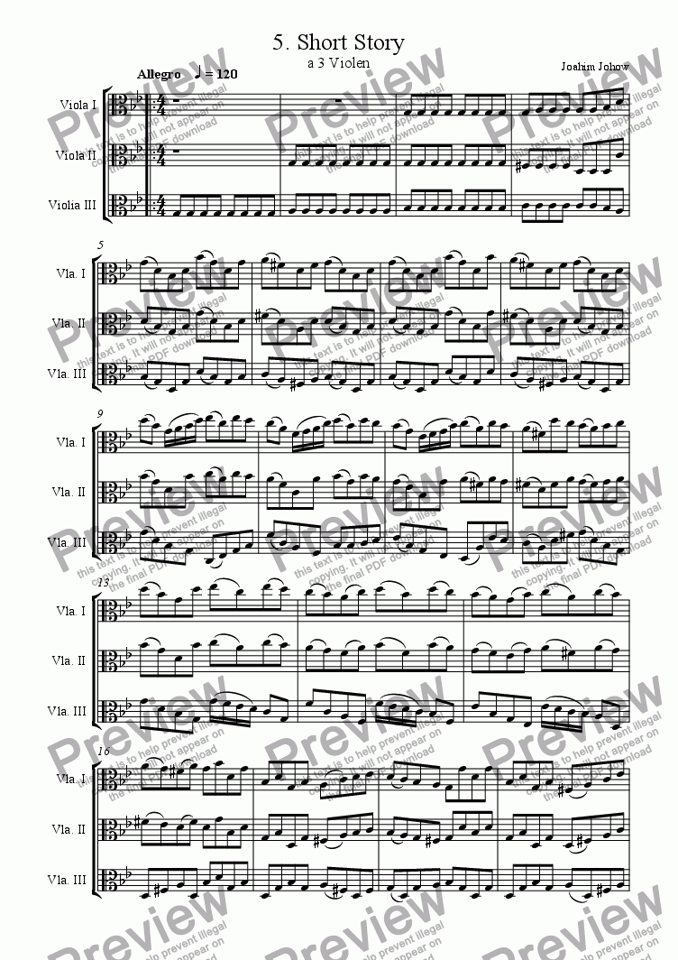 page one of Viola Trio 05ASALTTEXT