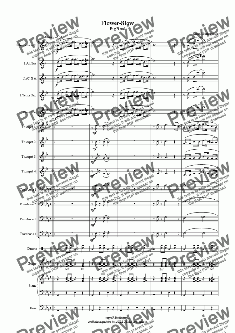 page one of Flower-Slow (2.Version)