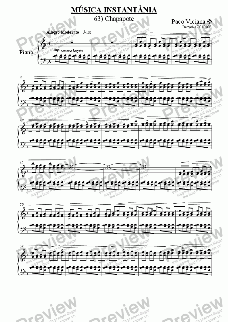 page one of 173-Música Instantània (63-Chapapote)
