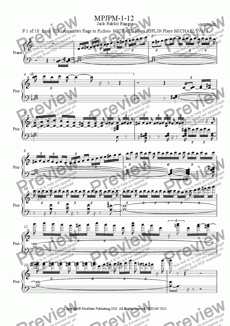 page one of MPJPM-1-12