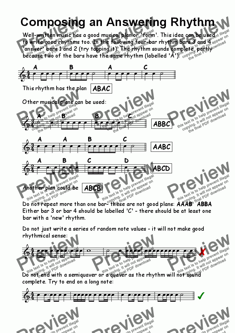 worksheet Theory Worksheets For Beginning Bands workbooks theory worksheets for beginning bands answers free helpsheet composing an answering rhythm download